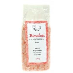 Rupi Himalajų rožinė druska AMRITA, 500 g