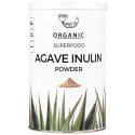 Ekoloģisks agaves inulīna pulveris AMRITA, 200 g