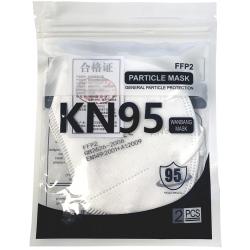 Respiratori 2 gab. KN95 (FFP2)