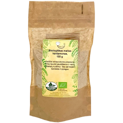 Organic ground cardamom AMRITA, 100 g