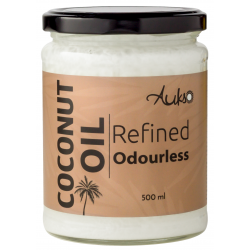 Rafinēta kokosriekstu eļļa ALielbritānijaSO, 500 ml
