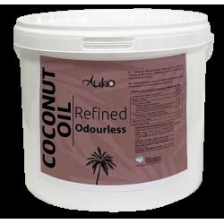 Rafinēta bez smaržas kokosriekstu eļļa AUKSO, 3 l