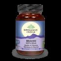 """Ekologiškas maisto papildas """"Brahmi"""" ORGANIC INDIA, 60 kaps."""