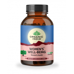 "Maisto papildas ""Women's Well-Being"" ORGANIC INDIA, 60 kaps."