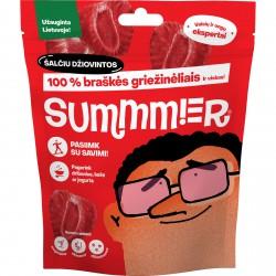 Saldētas kaltētas zemenes SUMMER, 11 g
