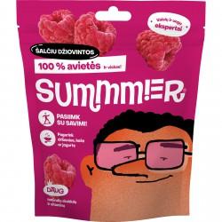 Saldētas žāvētas avenes SUMMER, 11 g