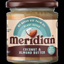 Migdolų ir kokosų kremas MERIDIAN, 170 g