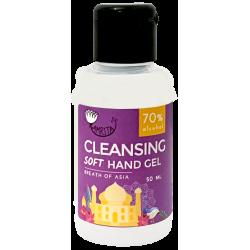 "Cleansing hand gel ""Breath of Asia"" AMRITA, 50 ml"