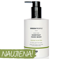Scent Free Daily Hand wash GREEN PEOPLE, 300 ml