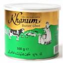 Natūralus lydytas sviestas Ghi KHANUM, 500 g