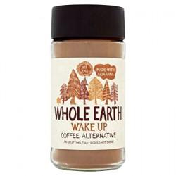 Miežu un cigoriņu kafija ar guarānu WAKE UP WHOLE EARTH, 125g
