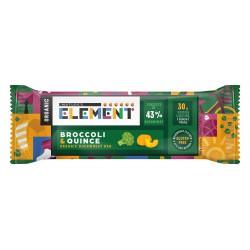 Ekologiškas grikių batonėlis su brokoliais ir svarainiais NATURE'S ELEMENT, 30g