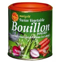 Parastais Šveices dārzeņu buljons MARIGOLD, 150 g
