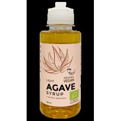 Ekologiškas šviesus agavų sirupas AMRITA, 150 ml