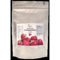 Freeze-dried Strawberrie Slices AMRITA, 100g