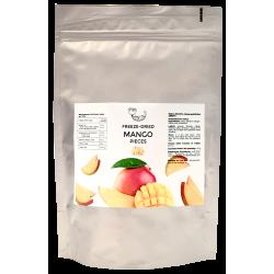 Freeze-dried mangoes (pieces) AMRITA, 100 g