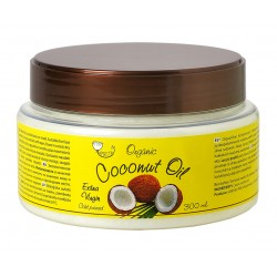 Organic Virgin Cosmetic Coconut Oil AMRITA, 300 ml