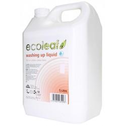 Trauku mazgāšanas līdzeklis ECOLEAF, 5 l