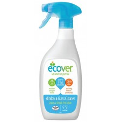 Window & Glass Cleaner ECOVER, 500 ml