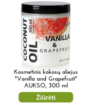 Kosmetinis kokosų aliejus _Exotic Fruit